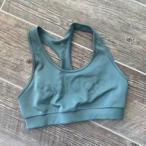 Adidas Sports Bra. Worn once. SZ S